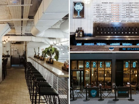 BrewDog is launching their first entirely alcohol-free beer bar