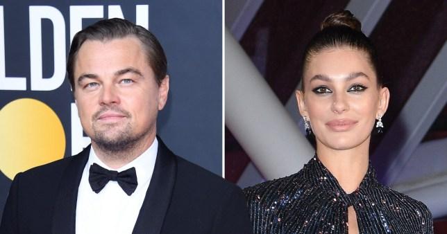 Leonardo DiCaprio and girlfriend Camila Morrone
