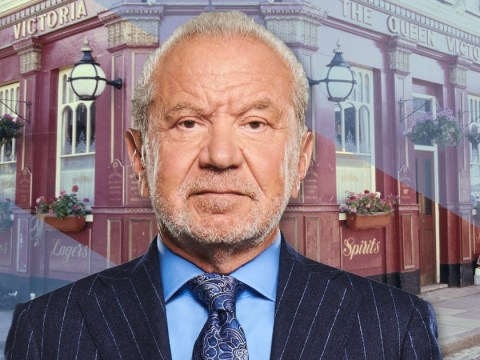 EastEnders vows to hire Alan Sugar after Twitter criticism