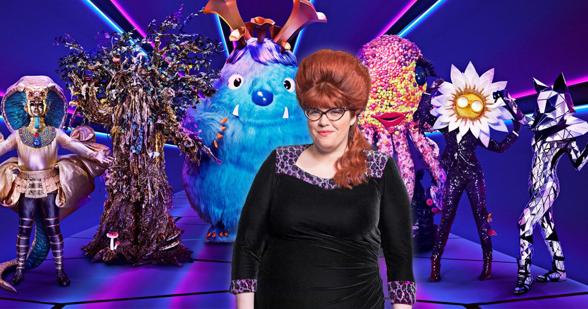 The Masked Singer Jenny Ryan Drops Massive Hint One Of The Chasers Is On Show Metro News
