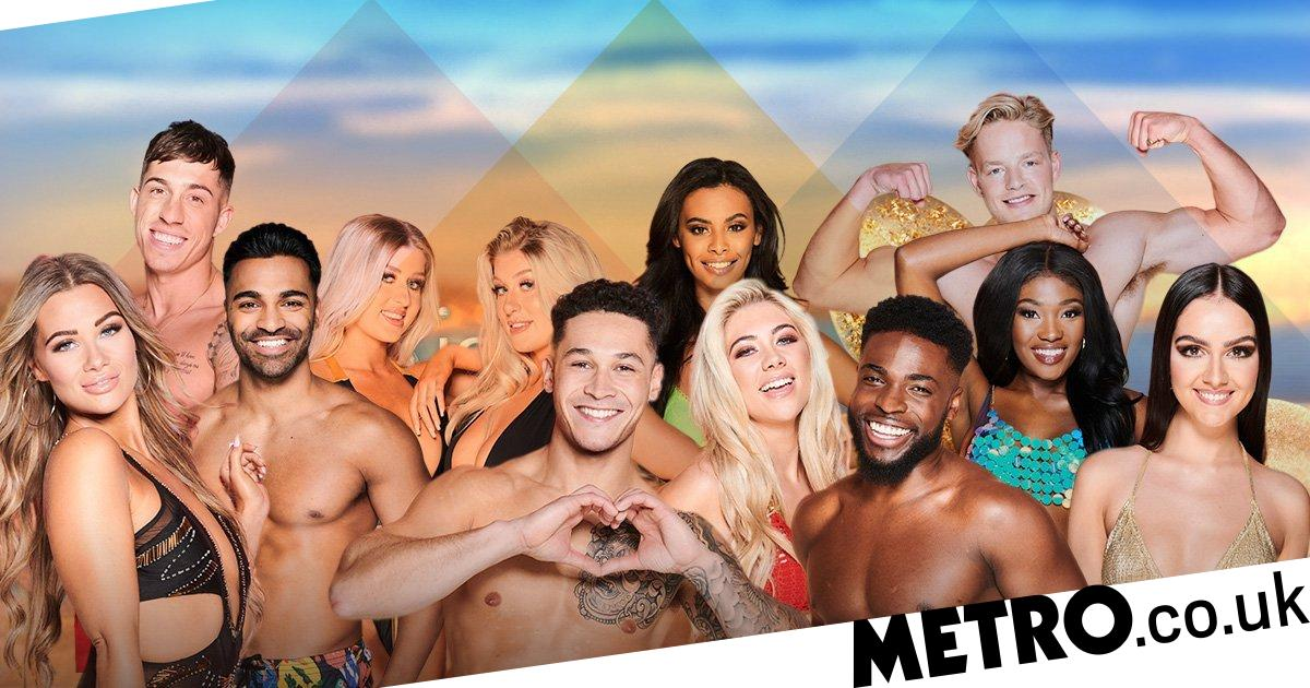Love Island 2020 Cast: Lewis Capaldi's Ex And Rochelle