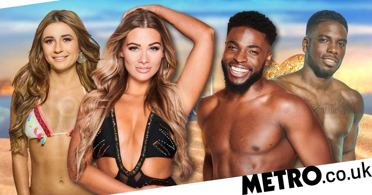 All of the winter Love Island contestants are clones of previous Islanders