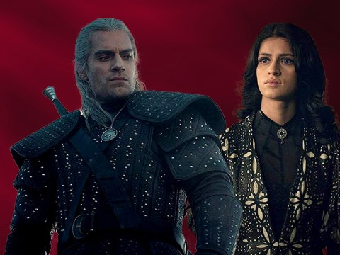 The Witcher: Game of Thrones' The Night King star reveals epic BTS video of Anya Chalotra and Henry Cavill battle sequence
