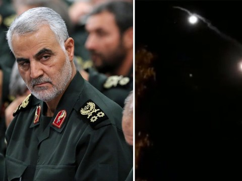Iran launches ballistic missiles at US troops in Iraq in 'revenge'