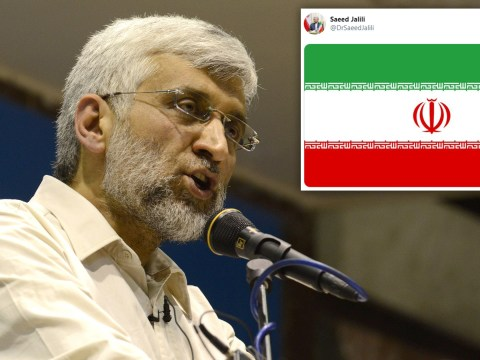 Iranian leader mocks Donald Trump on Twitter after missile attack