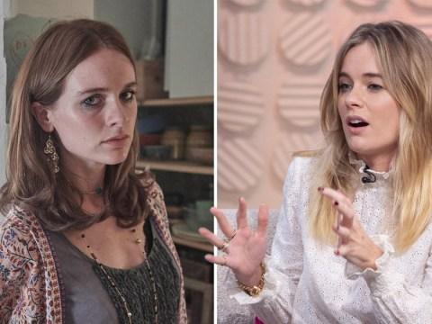 White House Farm cast: Sheila Caffell actress Cressida Bonas horrified by treatment of Jeremy Bamber's murder victim