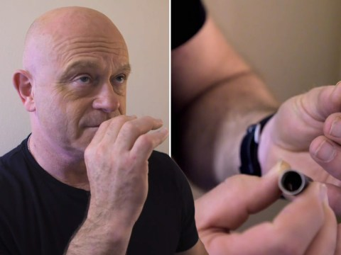 Ross Kemp unable to speak after inhaling Spice for shocking new HMP Belmarsh documentary