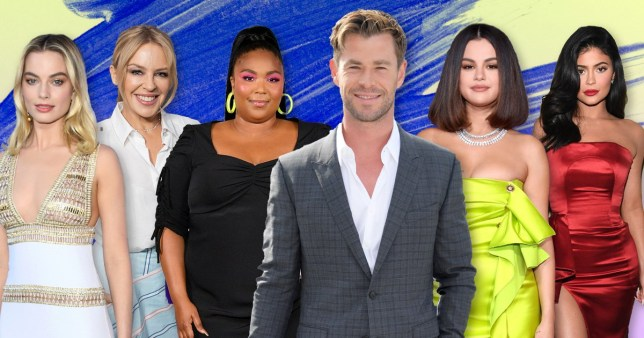 Comp of celebs who have donated money to help fight the Australian bushfires