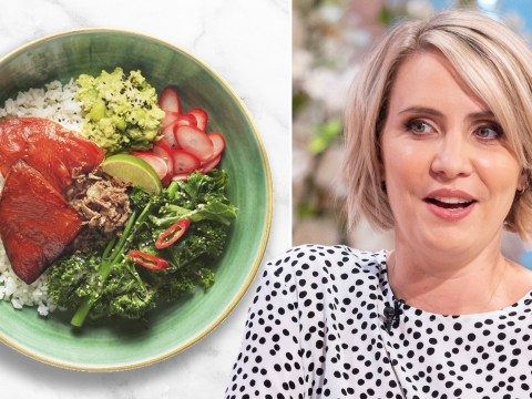 Steps' Claire Richards baffled by Wagamama Veganuary menu that makes 'tuna' out of watermelon