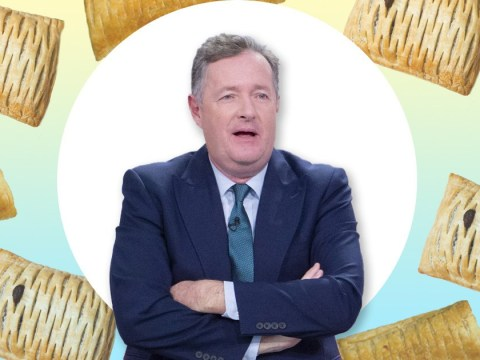 Piers Morgan thanked by Greggs boss for vegan bake whinge