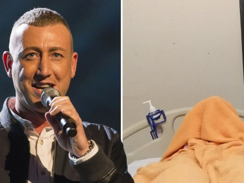 X Factor and Celebrity Big Brother's Christopher Maloney in hospital with mystery illness with 'no sign of getting out soon'