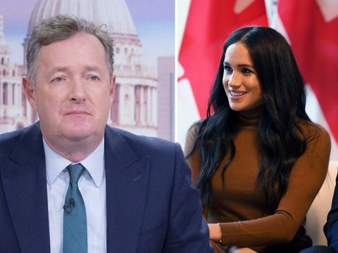 Piers Morgan calls for Queen to strip Meghan Markle and Prince Harry's titles amid move to step down from senior royal duties