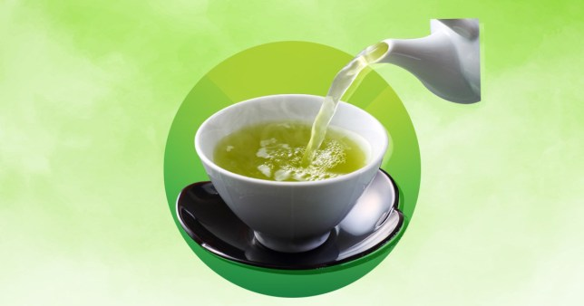 Drinking green tea 'linked to a longer and healthier life'