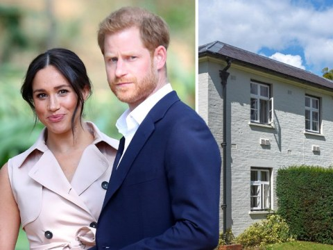 Harry and Meghan will keep Frogmore Cottage after £2,400,000 tax payer refurb