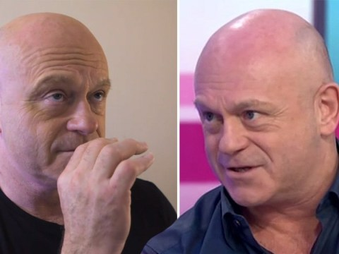 Ross Kemp recalls horror of inhaling terrifying prison zombie drug Spice at HMP Belmarsh: 'I couldn't actually speak'