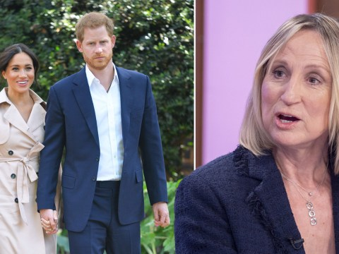 Loose Women's Carol McGiffin brands Prince Harry and Meghan Markle 'absolutely disgraceful': 'They're trying to upset people'