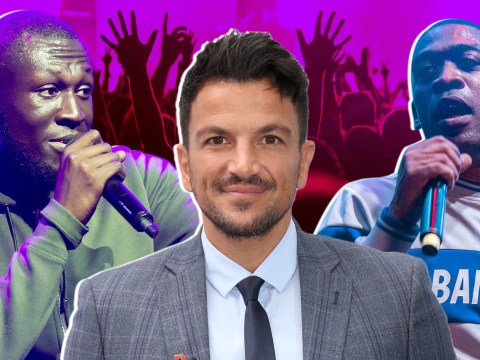 Peter Andre admits he 'deserved to get battered' for wading into Wiley and Stormzy beef