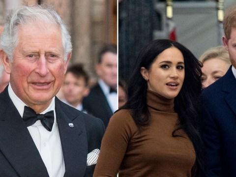 Prince Charles 'threatens to stop funding Harry and Meghan' after their decision to quit