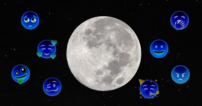 How does a full moon effect your mood?