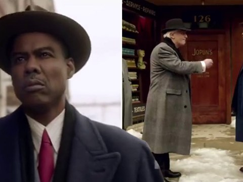 Chris Rock turns mob boss after escaping Jim Crow in Fargo season 4's first trailer