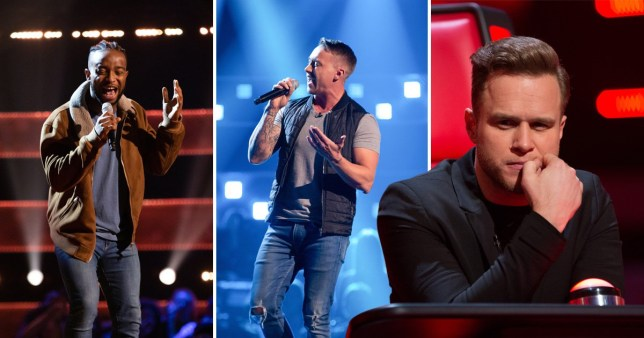 Olly Murs The Voice