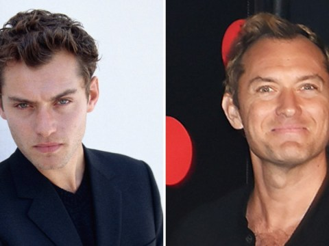Jude Law couldn't care less about hair loss as he gets real about ageing and 'golden boy' image