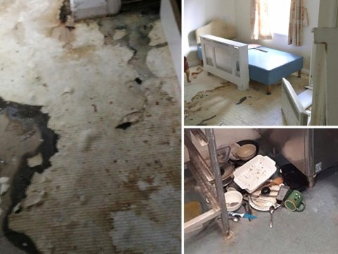 Landlord fined for cramming 30 residents into crumbling 'slum-like' old care home
