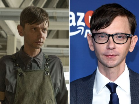 The Man in the High Castle star DJ Qualls comes out as gay as he admits he was 'worried what it would do to my career'