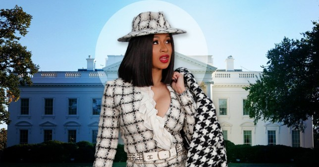 Cardi B weighs into gun control after sharing future plans for Congress: 'We have the right to bear arms'