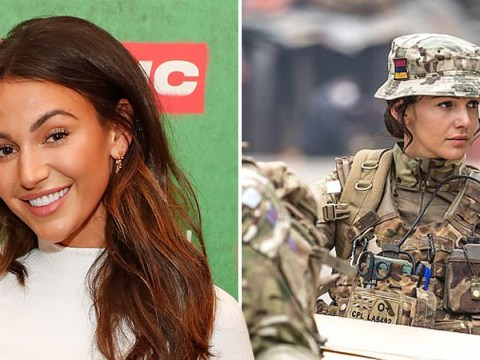 Michelle Keegan quits Our Girl after 'life-changing' four years as Georgie Lane