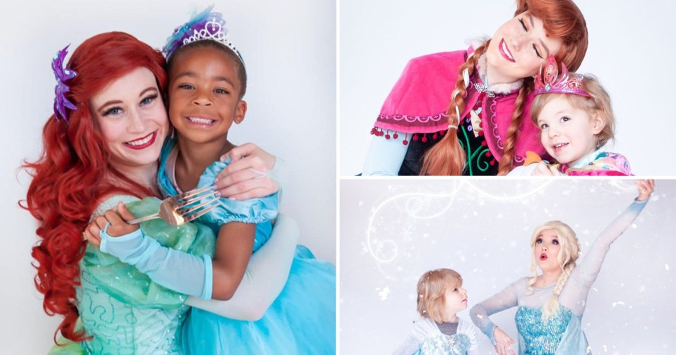 Boys can be princesses too