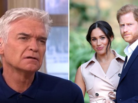 Phillip Schofield schooled on white privilege after admitting he didn't see Meghan Markle criticism as racist