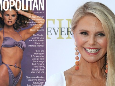 Christie Brinkley champions body positivity movement as she shares an old bikini pic from 1977 that 'caused a stir'