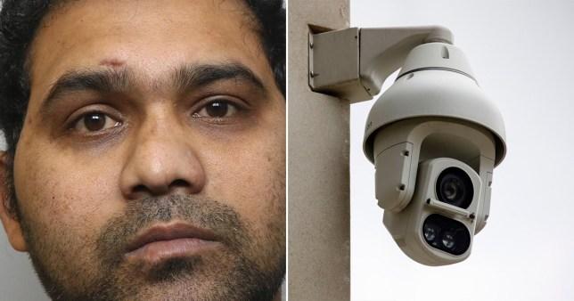 John Guntipilli-Souriappan switched off CCTV