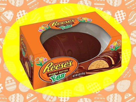 Iceland's giant £4 Reese's Easter egg is full of actual peanut butter