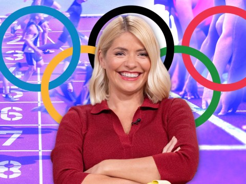 Holly Willoughby 'in talks to present' Olympics reality show The Real 2020 Games