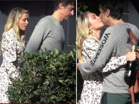 Florence Pugh celebrates Oscar nomination with boyfriend Zach Braff after defending 20 year age gap
