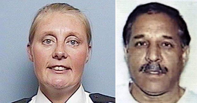 Man arrested over murder of PC Sharon Beshenivksy, shot dead in 2005