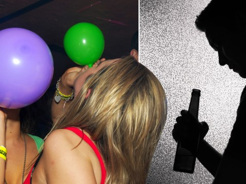 Laughing gas is 'less dangerous and addictive than alcohol'