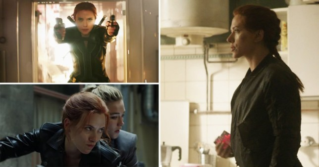 Avengers fans convinced they've spotted telling Endgame reference in Black Widow trailer