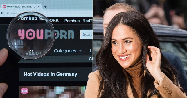 YouPorn want to help Meghan get her new life started after royal split (Picture: YouPorn)