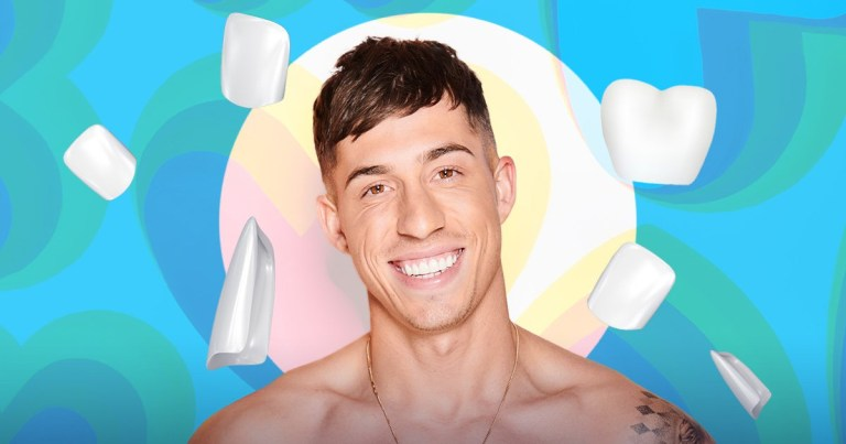 Connor from Love Island