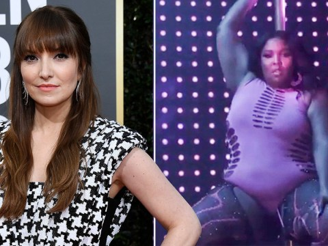 Hustlers' director Lorene Scafaria reveals Lizzo was upset she wasn't asked to go topless in the movie