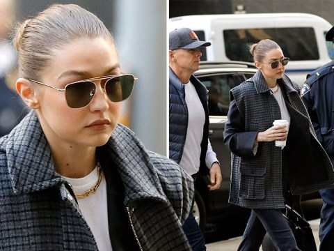 Gigi Hadid dismissed as juror minutes after turning up to courthouse in Harvey Weinstein sex abuse trial