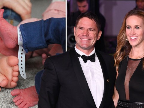 Steve Backshall and Helen Glover announce they have welcomed twins: 'We're gonna need a bigger boat'