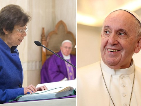 Pope Francis appoints first woman to senior diplomatic role at the Vatican