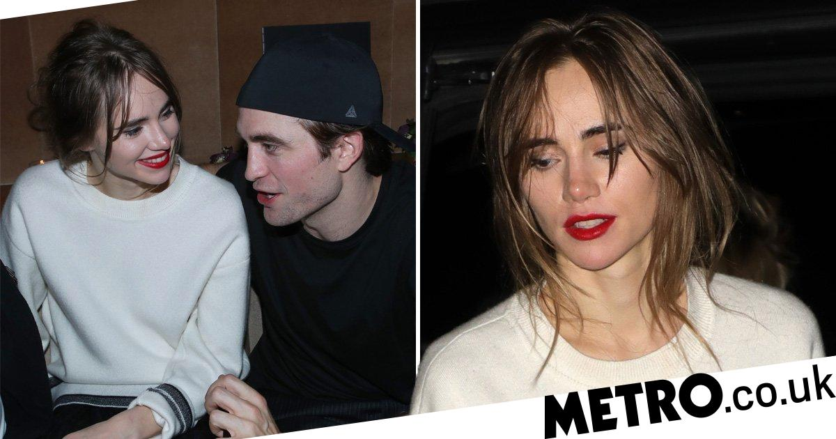 Robert Pattinson's girlfriend Suki Waterhouse sparks engagement rumours