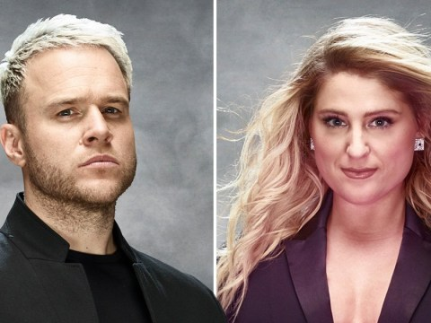 The Voice UK: Olly Murs clashes with Meghan Trainor after accusing her of 'stealing song'