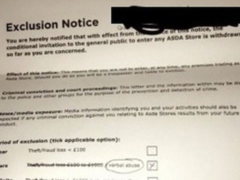 Mum banned from every Asda in the UK after self-checkout clash