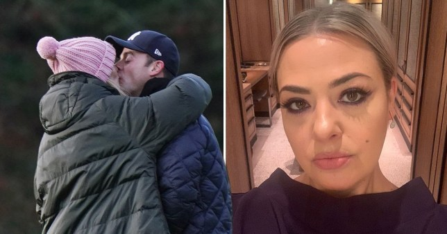 Ant McPartlin kisses girlfriend Anne-Marie Corbett on romantic day out as Lisa Armstrong divorce rumbles on